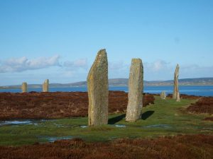Der Ring of Brodgar.