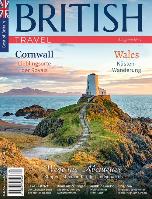 BritishTravel Heft 4
