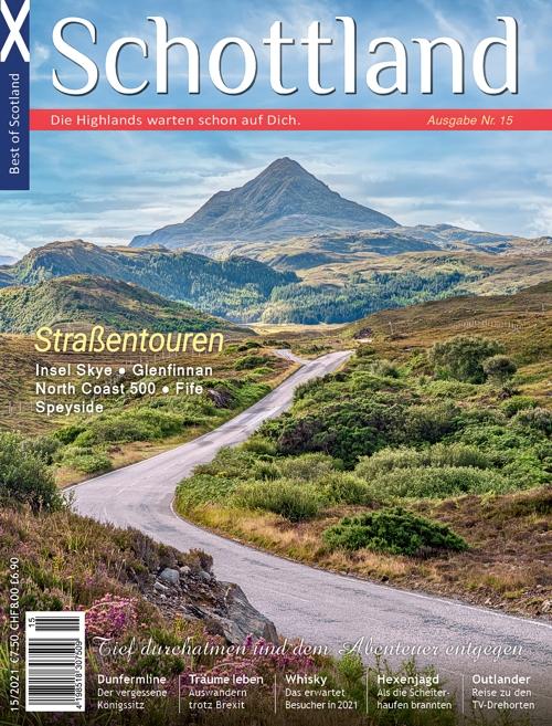 Schottland Magazin Heft 15