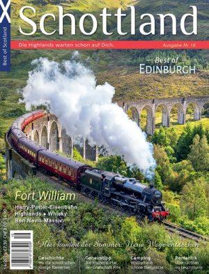 Schottland Magazin Ausgabe 16